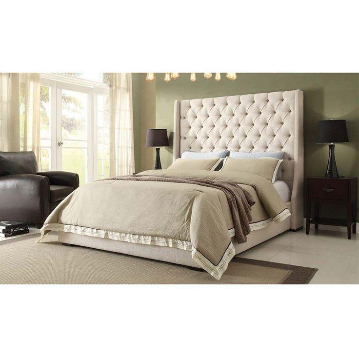 Macallister Queen Sized Bed