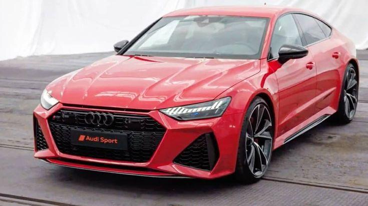 Neuer Audi Rs7 Sportback 2020 600 Ps 800 Nm Twin Turbo V8 Audi Hat Beschlossen Sein Neues Biest Den Audi Rs7 Sportback 2020 Audi Sport Neue Wege