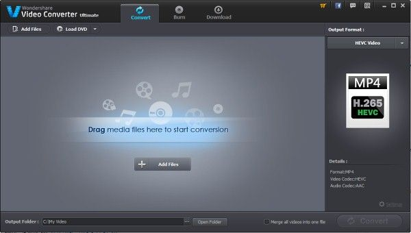 HEVC Video Converter