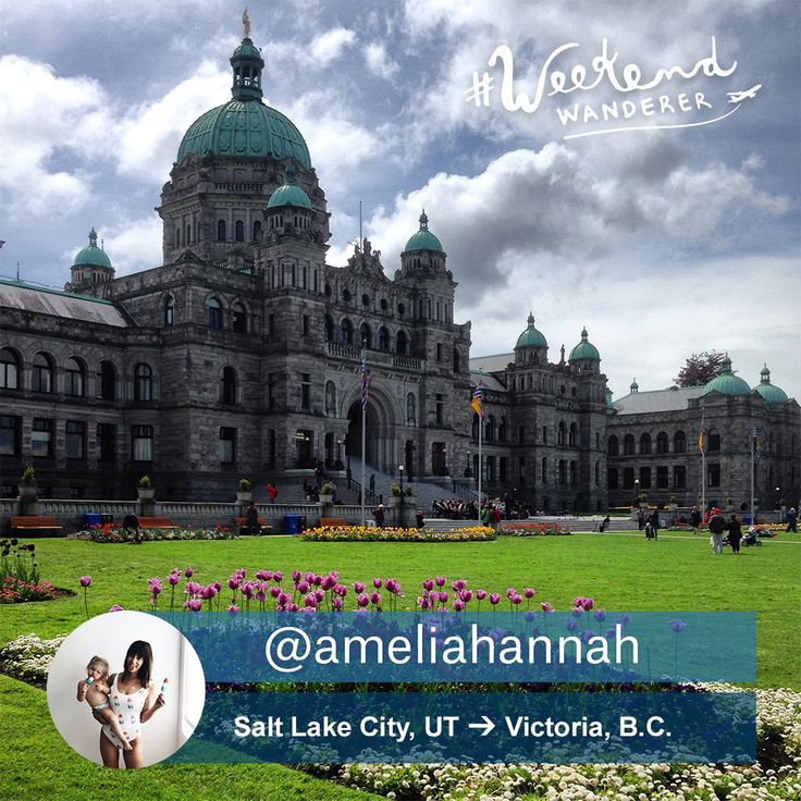 Weekend Wanderer: Salt Lake City to Victoria, B.C. | Alaska Airlines Blog