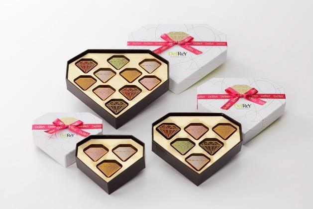 ベルギー老舗ショコラトリー「デルレイ」からホワイトデーコレクションが限定発売 | ニュース - ファッションプレス