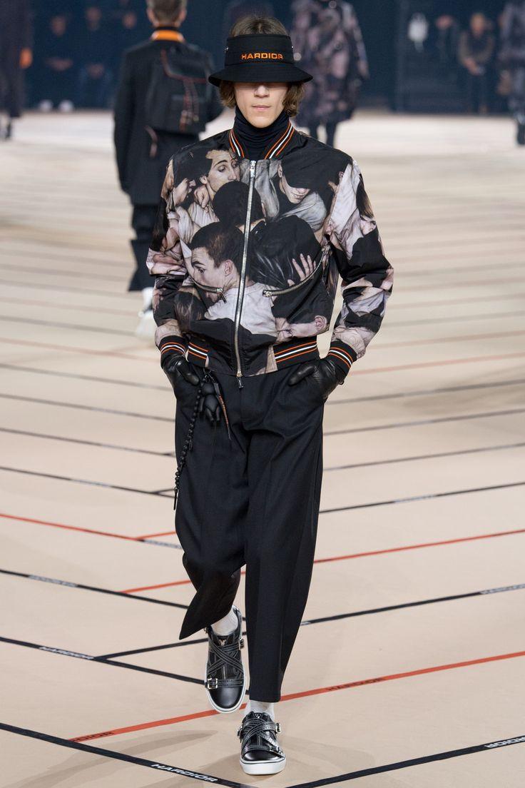 Défilé Dior Homme Automne-hiver 2017-2018 45