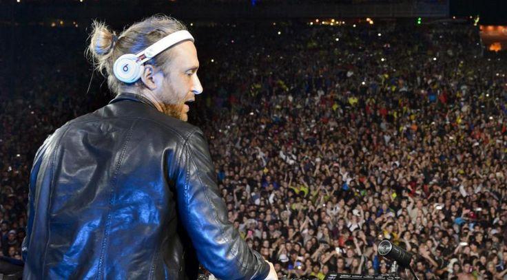 David Guetta bientôt en duo avec une star du football
