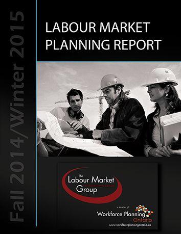 Labour market information for Lanark County