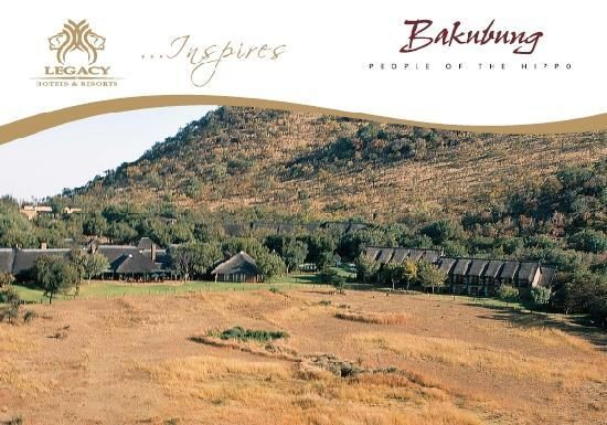 """A mere two-hour drive from the hustle and bustle of Johannesburg and ten minutes from Sun City, lies a place of breathtaking beauty and serenity. A place called Bakubung Bush Lodge. Concealed in the rich expanses of the malaria-free Pilanesberg National Park, Bakubung, or """"People of the Hippo"""", offers guests everything they need to get in touch with the bush."""