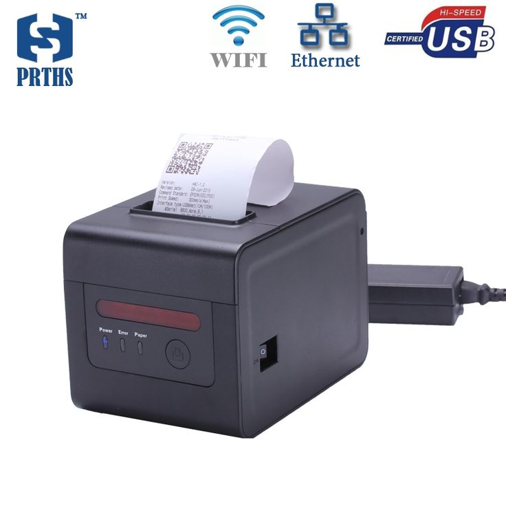 145.70$  Buy now - http://aliz66.worldwells.pw/go.php?t=32773085109 - High quality rj45 thermal printer with cutter and buzzer impresora wifi 58mm 80mm pos receipt printer multifunctional device 145.70$