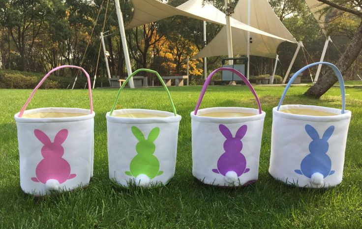 Bunny Tail Easter Baskets {Pre-Order}