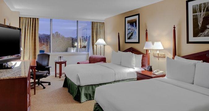 Hilton Birmingham Perimeter Park Hotel Al Guestroom Double Double Hotel Birmingham Hilton