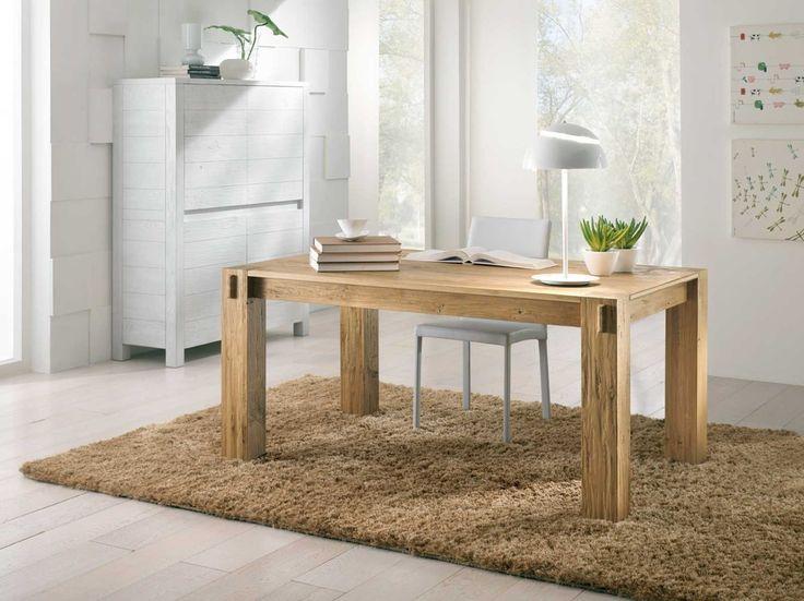 Domus Arte - Tavolo allungabile in legno Storia