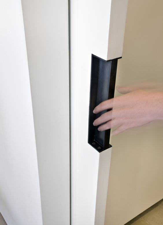 Pocket door handle:                                                       …
