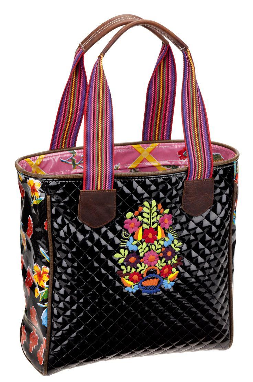Bag At You Fashion Blog Hip E Bags White Backpack: Consuela Classic Tote - Maria