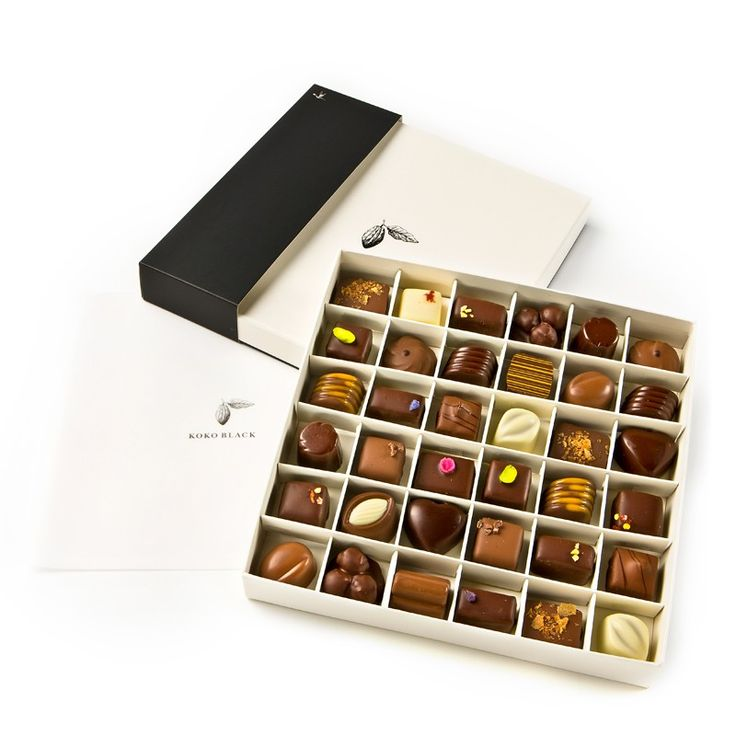 Koko Black chocolates (these are so good)