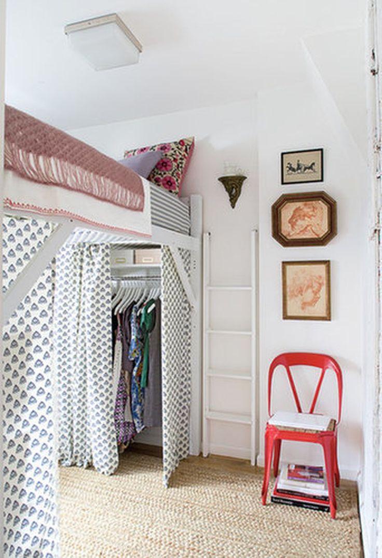 Curtains for closet doors - 85 Cool And Amazing Diy Closet Door Curtains Ideas