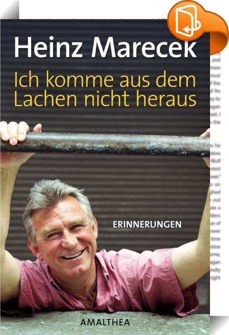 Ich komme aus dem Lachen nicht heraus    ::  Heinz Marecek wundert sich immer noch. Und zwar am meisten über sich selbst. In seiner Autobiografie erzählt der Publikumsliebling von den Anfängen seiner Karriere - das Reinhardt-Seminar hätte sich seiner ja beinah wieder entledigt, wäre da nicht Otto Schenk gewesen -, von seinem Part als jugendlicher Komiker, von den Pannen auf und hinter der Bühne und vom Affen, einer Rolle, die bis heute ausständig ist. Geistreich und mit Humor schildert...