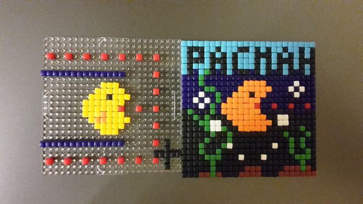 Pixelhobby - Minipixel Pacman