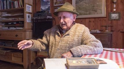 """L'ultimo minatore di Macugnaga: """"Trovavo l'oro sotto il Monte Rosa"""""""