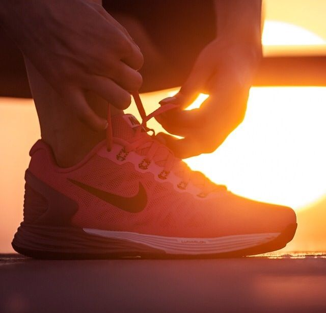 Sunset shoes