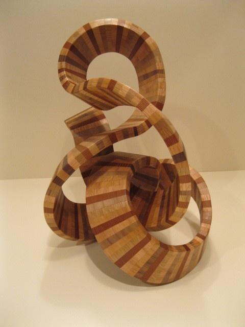 ampersand sculpture