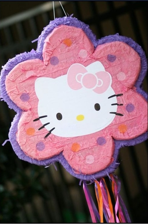 Julia's Bookbag: A Hello Kitty Birthday Party