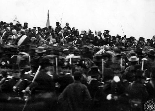 """""""The nation shall have a new birth of freedom, and that the government of the people for the people, shall not perish from the earth."""" (The Gettysburg Address, 1863)"""