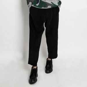 Korea men fashion mall, Hong Chul style [NOHONGCUL.COM GLOBAL] Over corduroy pants / Size : FREE / Price : 93.76 USD #NOHONGCUL_GLOBAL #OOTD #unique #dailylook  #pants #corduroypants