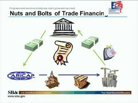 SBA Trade Finance Webinar