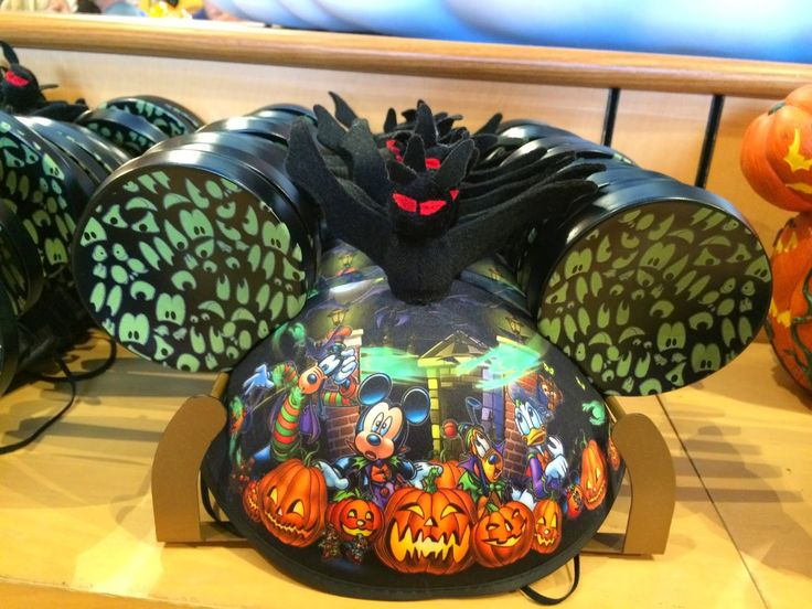Image result for Halloween Headwear disney world