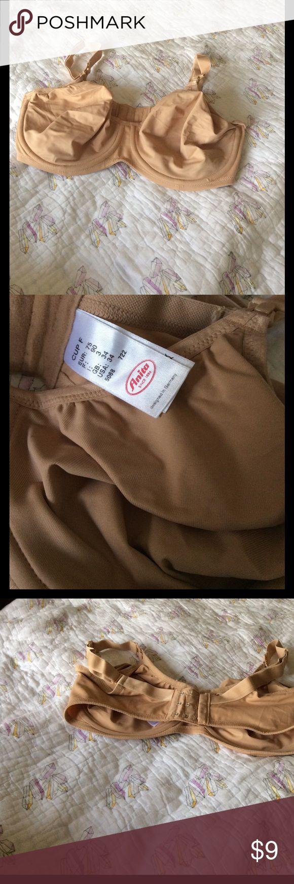Anita 34F Nursing Bra Never worn nursing bra, size 34F Anita Intimates & Sleepwear Bras