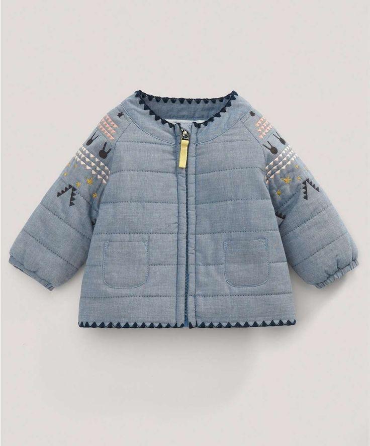 Fifi Lapin Quilted Jacket - Fifi Lapin - Mamas & Papas