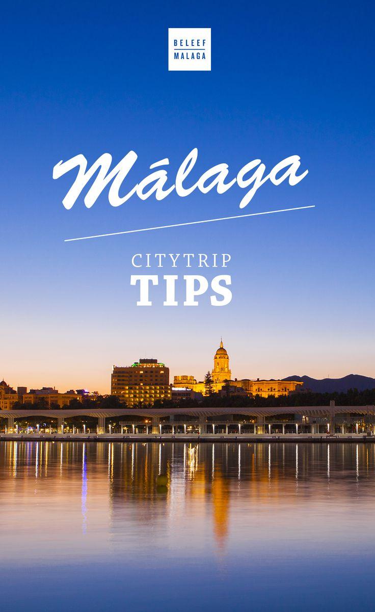 Málaga citytrip tips - Ontdek hier de leukste spots voor je stedentrip in Málaga.