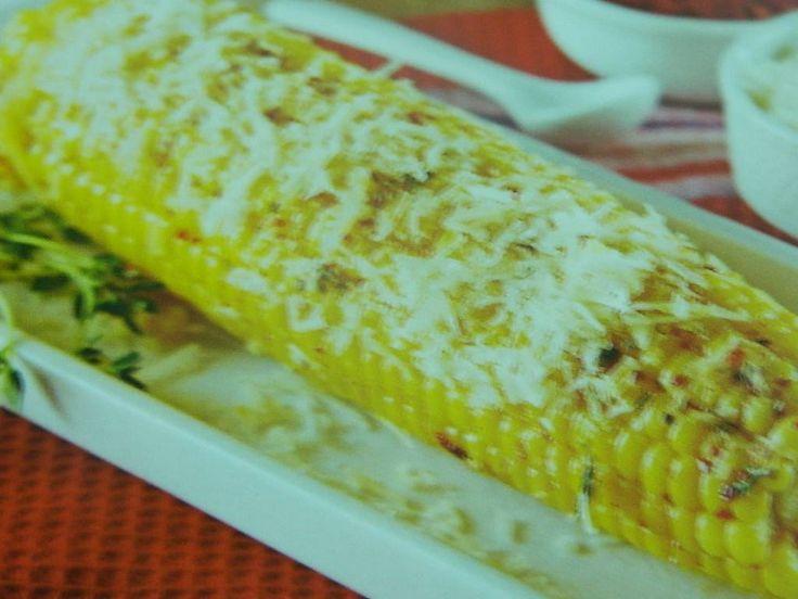 Peynirli ızgara mısır tarifi yemekgemisi.com #mısır #aperatifler #yemektarifleri