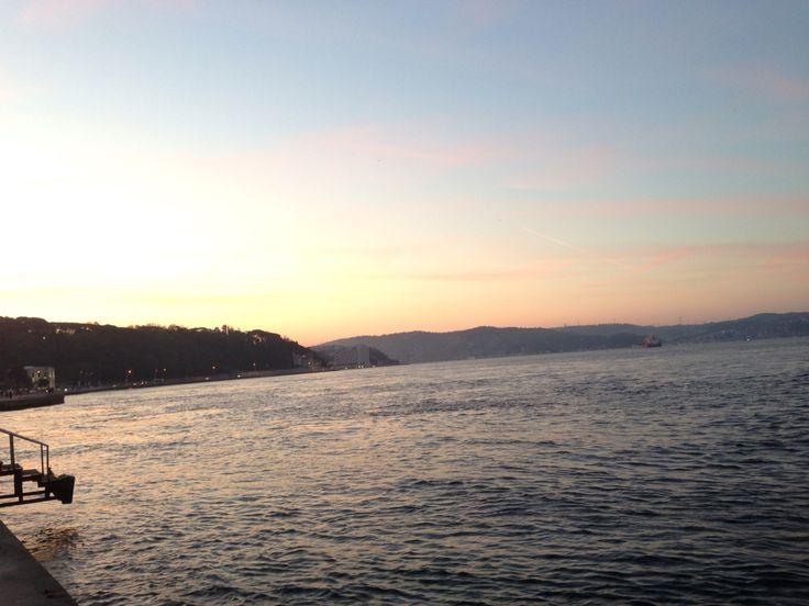 Sarıyer sahil /istanbul