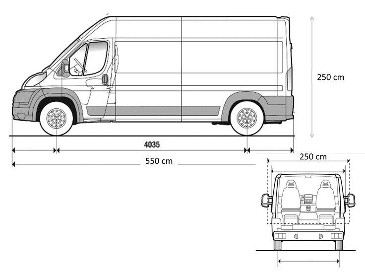 Iveco Daily 12 M3 Coast Rental Caravan