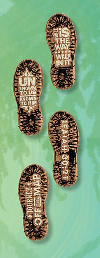 VBS 2015 Journey Off The Map Floor Prints