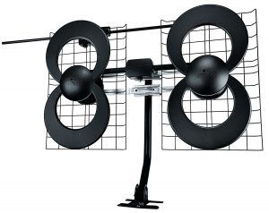 2. ClearStream 4V Indoor/Outdoor HDTV Antenna