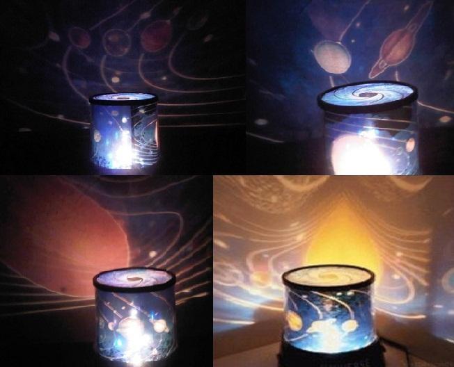 Lampu Proyektor Galaxy  Price: 9$