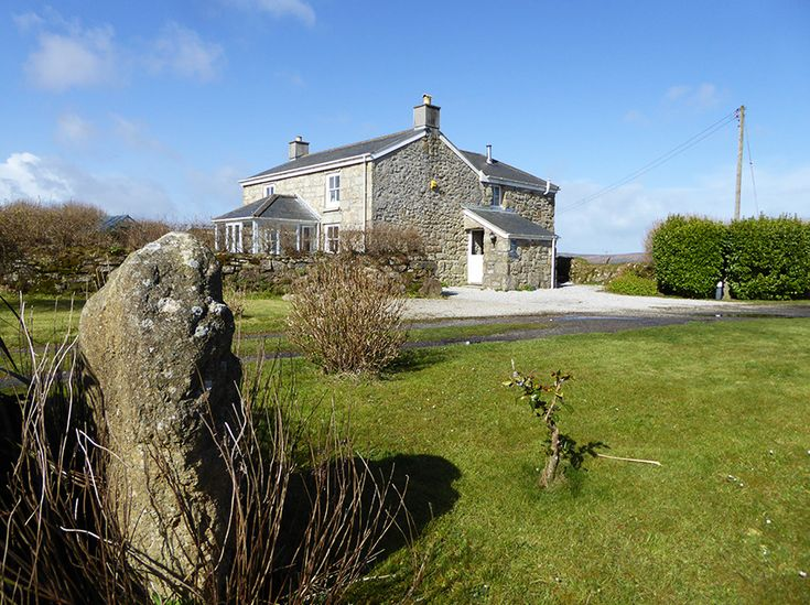 Cuckoo Rock House, Cripplesease, St Ives, Cornwall, England. Holiday. Travel. Accommodation. Self Catering. Dog Friendly. Cosy Cottage. Staycation. https://www.theholidaycottages.co.uk/.