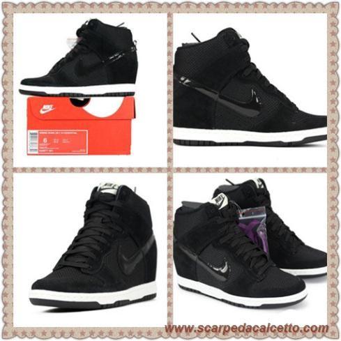 scarpe calcio bambino Essential Nero Sail 876545-0023 Nike Dunk SB Sky High