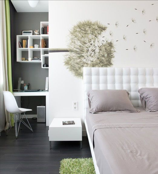 20 Teen Bedroom Ideas That Are Fun And Cool   Http://freshome.
