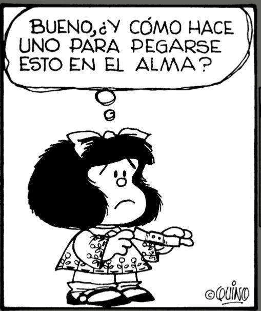 Bueno y cómo... La maravillosa ironía de Mafalda #humor #risas