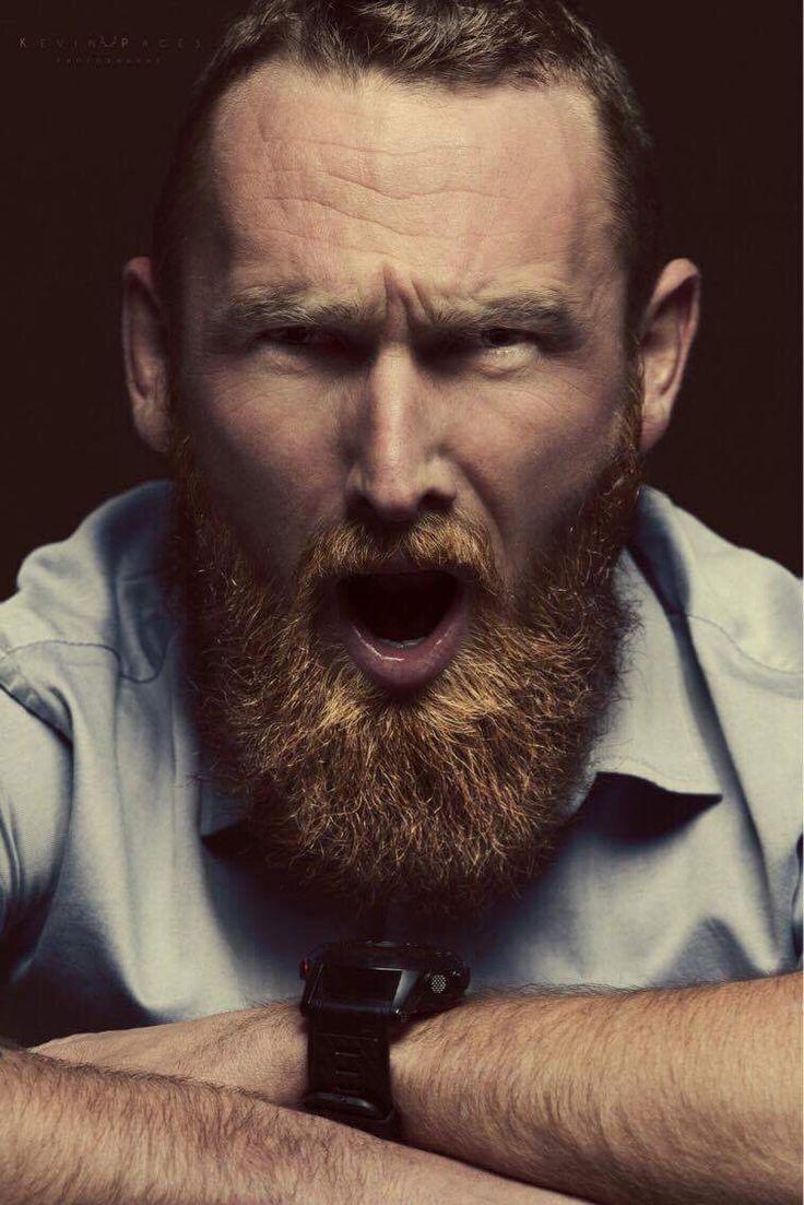 Shooting beard