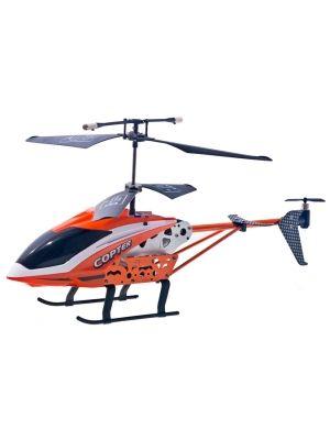 Dzięki swym małym wymiarom oraz bardzo precyzyjnemu systemowi sterowania wraz z systemem stabilizacji GYRO idealnie nadaje się do zabawy w domu. 3.5 kanałowy tor lotu pozwala poruszać się w każdym kierunku, nawet po skosie. Systemy stabilizacji lotu, przeciwbieżne wirniki Co-axial czy umieszczony pionowo tylni wirnik sprawiają że latanie jest naprawdę proste nawet dla zupełnie początkujących pilotów.