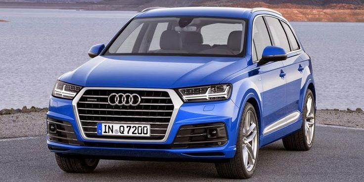 Audi Q7 Yenilendi, New Audi Q7 #Audi #Q7