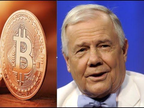 Wall street legend Dumps Gold Buys Bitcoin - Jim Rogers, November 16, 2017