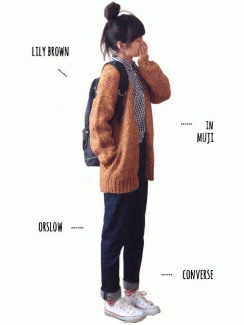Lily Brownのカーディガン「MIXニットカーディガン」を使ったtumのコーディネートです。WEARはモデル・俳優・ショップスタッフなどの着こなしをチェックできるファッションコーディネートサイトです。