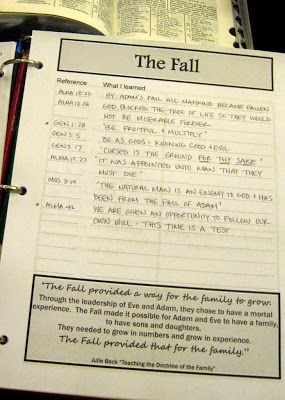 LDS Scripture Literacy: Plan of Salvation Study Guide