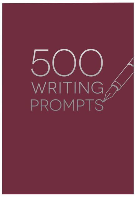 Our 500 Writing Prompts guided journals are lined with a prompt or two per page will help ease you into your own writing space, allowing you to explore the inner...