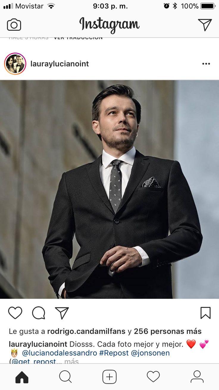 Luciano Instagram