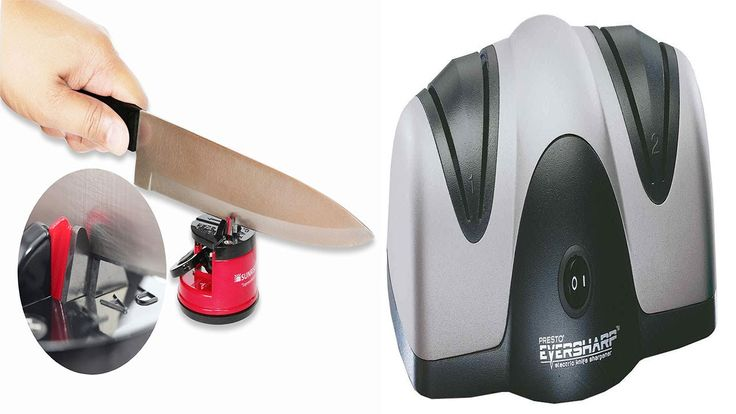 Top 5 Best Electric Knife Sharpeners reviews 2016   Best Electric Knife Sharpeners reviews