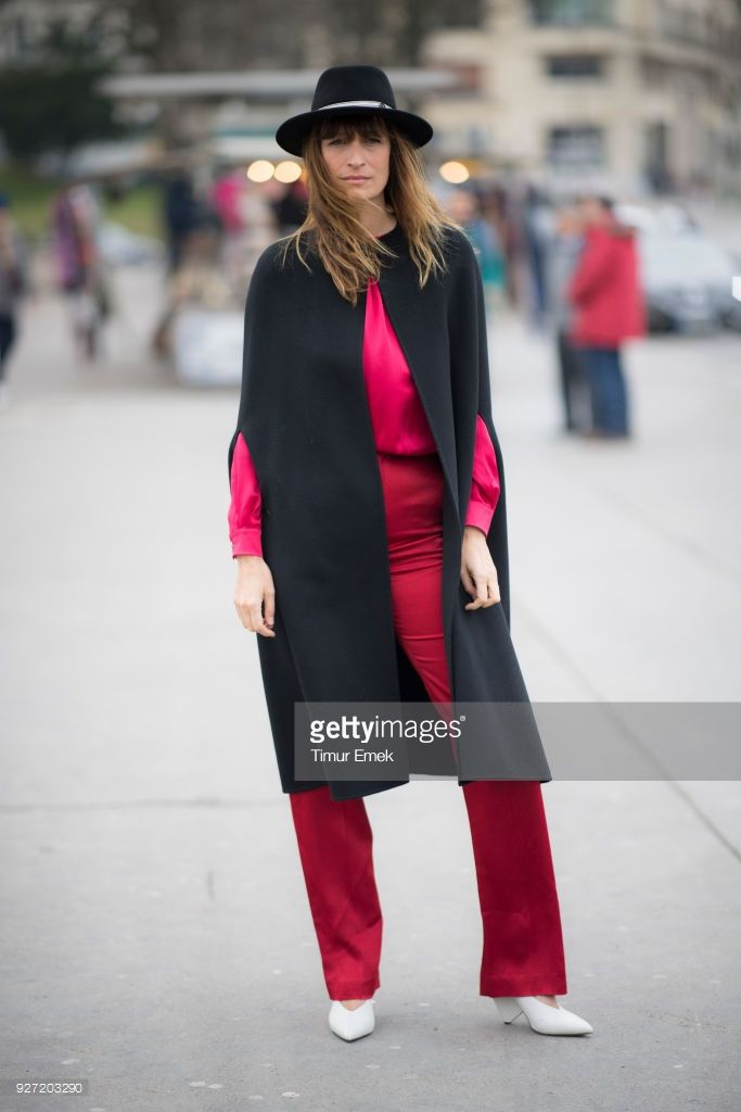 e2d6375c4 Street Style   Paris Fashion Week Womenswear Fall Winter 2018 2019   Day Six